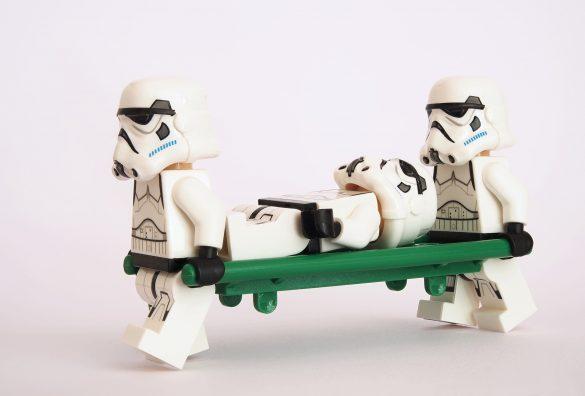 pacientes y profesionales colaborando